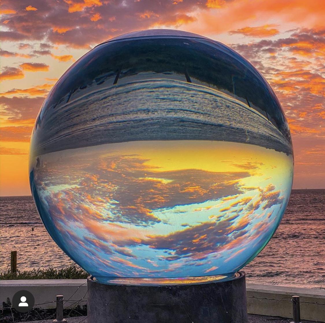 Take a View Through the Horizon Sphere