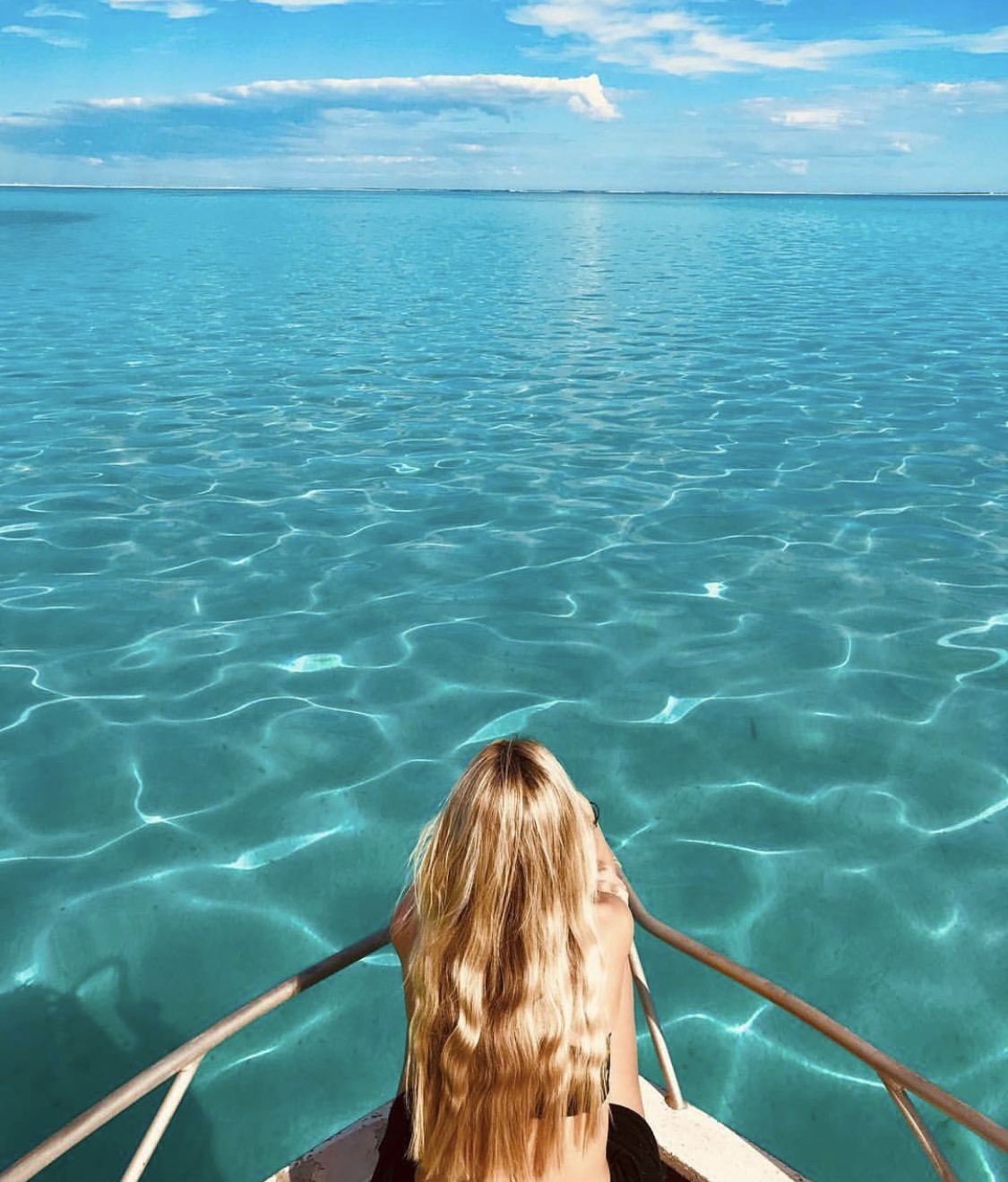 Crystal Clear Waters of the Abrolhos Islands